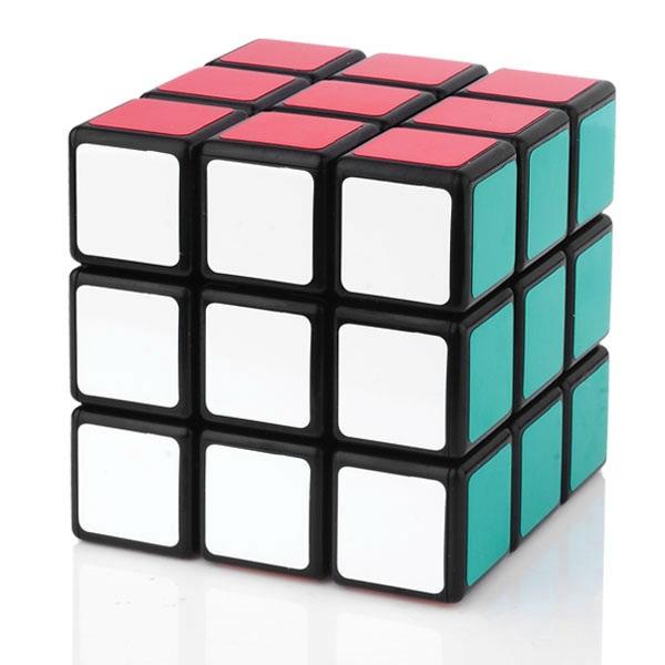 Magic Cube Stickers Full Black 3x3x3 57mm Dayan Rubik Shengshou