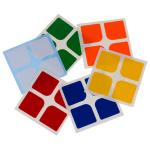 Supersede Standard Oracal Cube Stickers for DaYan 2x2 50mm Magic Cube