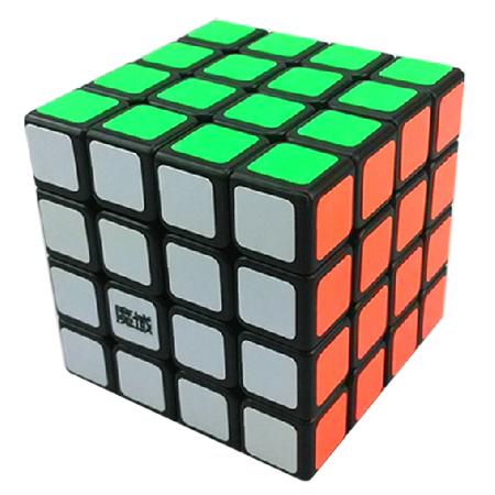 Moyu Aosu 4x4x4 Speed Cube 62mm Black 4x4x4 Amp Up Cubezz