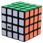 MoYu AoSu 4x4x4 Speed Cube 62mm Black