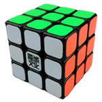 YJ MoYu AoLong 3x3x3 Speed Cube 57mm Black