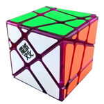 YJ MoYu Crazy YiLeng Fisher Speed Cube Purple - Limited Edit...