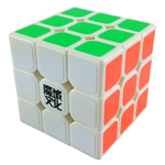 MoYu AoLong V2 3x3x3 Speed Cube Enhanced Edition White