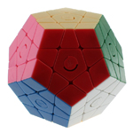 MF8 Latch Megaminx Stickerless Magic Cube 90mm