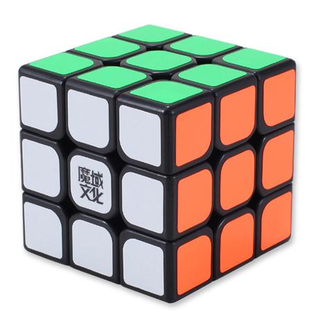 Moyu Hualong 3x3x3 Speed Cube Black 3x3x3 Cubezz Com