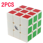 2pcs Cyclone Boys Mini 3x3x3 Magic Cube 40mm