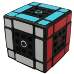 limCube Dual 3x3x3 Magic Cube Black