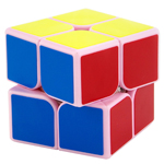 MoYu Weipo 2x2x2 Speed Cube 50mm Pink