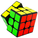 MoYu Weilong GTS 3x3x3 Speed Cube Black