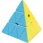 Cyclone Boys Stickerless Pyraminx Speed Cube