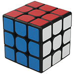 Shengshou FangYuan 3x3x3 Speed Cube 57mm Black