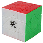 DaYan Bagua 6 Axis 8 Rank Stickerless Magic Cube