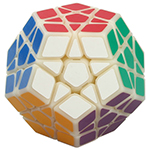 Funs limCube Annual-Rings Megaminx Speed Cube Primary