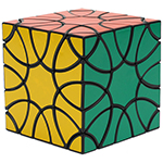 VeryPuzzle Clover Magic Cube Puzzle