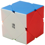 QiYi QiCheng Skewb Stickerless Magic Cube