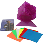 MoYu Magnetic Positioning Skewb Speed Cube Limited Edition T...