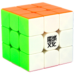 MoYu Weilong GTS2 3x3x3 Stickerless Speed Cube