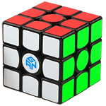 GAN356 Air Gans Puzzle 3x3 56mm Speed Cube Black