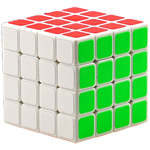 ShengShou Legend 4x4x4 Magic Cube White
