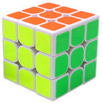 ShengShou Pearl 3x3x3 Speed Cube White