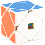 MoYu Cubing Classroom Skewb Magic Cube White