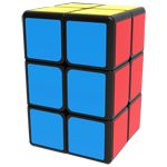 MoFangGe 2x2x3 Speed Cube Black