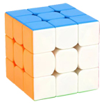 MoYu Cubing Classroom Mini 3x3x3 Stickerless Magic Cube 50mm