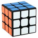 MoYu Cubing Classroom Mini 3x3x3 Magic Cube 50mm Black