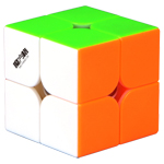 QiYi MoFangGe WuXia M 2x2x2 Stickerless Magnetic Speed Cube