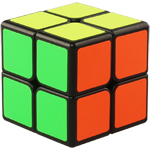 ShengShou Legend 2x2x2 Magic Cube Black