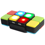 Music Variety Electronic Magic Cube