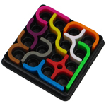 IQLINK Crazy Curves Puzzle Toy