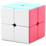 ShengShou TANK Frosted 2x2x2 Stickerless Magic Cube