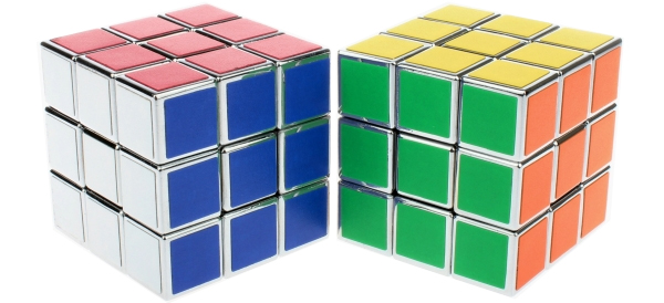 Aluminium Alloys Magic Cube